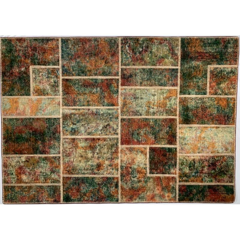 Tappeto Patchwork misura 171x241