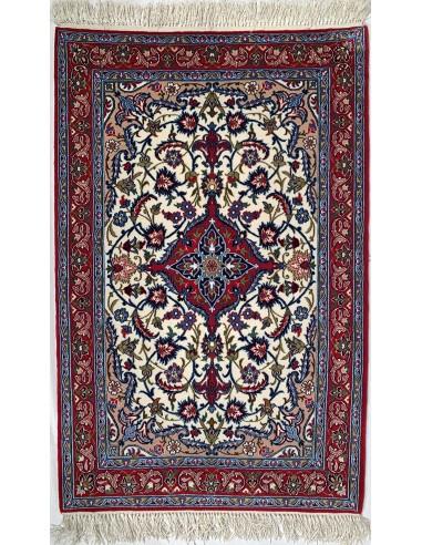 Tappeto persiano Isfahan misura 72x112